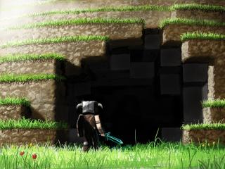 Minecraft wallpaper