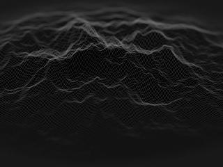 HD Wallpaper | Background Image Minimalist Black Digital Blend