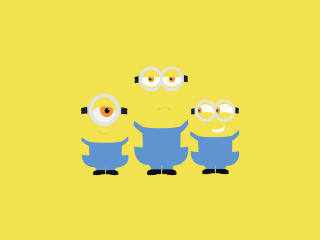 Minions 2 Art Poster wallpaper