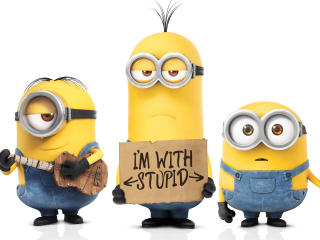 Minions 2015 Funny Wallpapers wallpaper