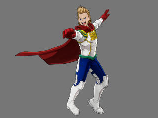 Mirio Togata In My Hero Ones Justice 2 wallpaper