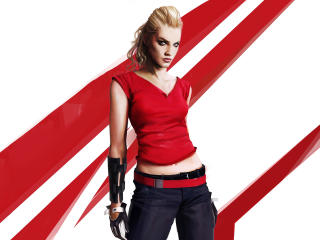 Mirrors Edge Catlayst Game wallpaper