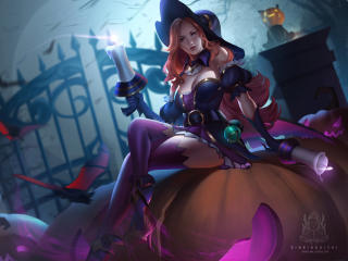 Miss Fortune League Of Legends wallpaper