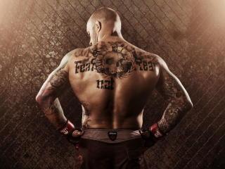 mma, mixed martial arts, athlete wallpaper
