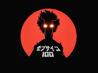 Mob Psycho 100 Cool Digital Art wallpaper