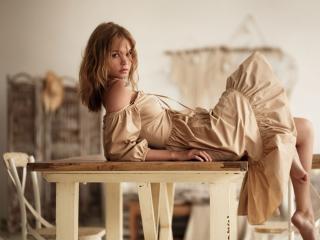 Model Anastasiya Scheglova wallpaper