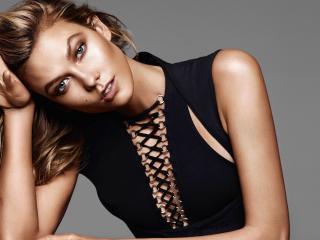 Model Karlie Kloss wallpaper