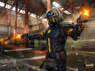 Modern Combat 5 Blackout wallpaper