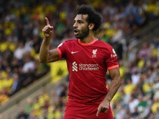 Mohamed Salah Liverpool wallpaper