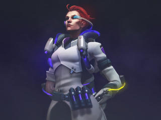 Moira Overwatch wallpaper