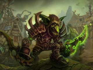 monster, elf, anger wallpaper