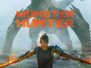 Monster Hunter Movie 2020 wallpaper