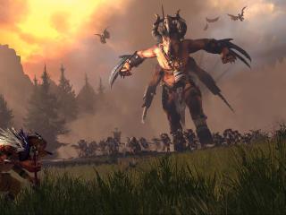 Monster of Total War Warhammer II wallpaper