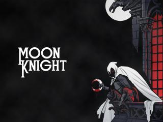 Moon Knight 5K Marvel wallpaper