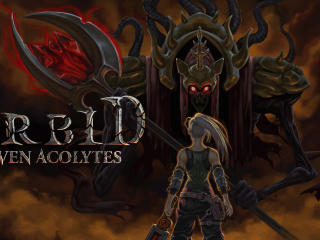 Morbid The Seven Acolytes Key Art wallpaper