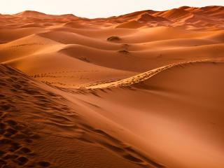 HD Wallpaper | Background Image Morocco Desert