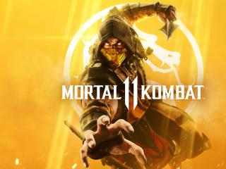 Mortal Kombat 11 Game wallpaper