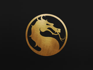 Mortal Kombat 11 Logo wallpaper