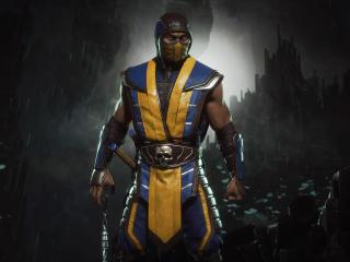 Mortal Kombat 11 Scorpion 4K image
