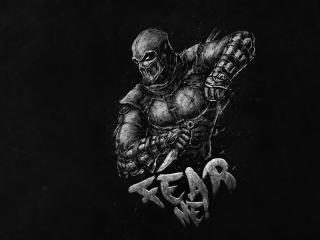 Mortal Kombat Art wallpaper