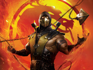 Mortal Kombat Legends Scorpions Revenge Movie wallpaper