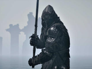Mortal Shell Dungeon Knight Warrior wallpaper