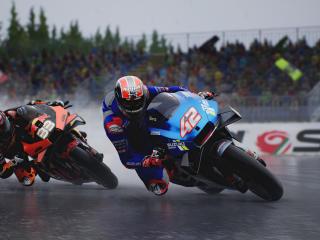 MotoGP 2021 Game wallpaper