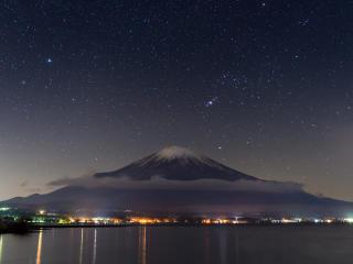 Mount Fuji 4k Ultra HD Japan wallpaper