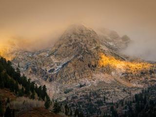 Mountain HD Utah wallpaper