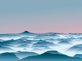 Mountain Summit wallpaper