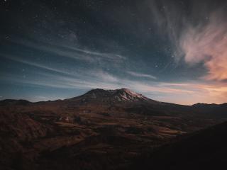 Mountain Sunset HD 2021 wallpaper