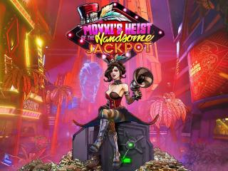 Moxxi's Heist of the Handsome Jackpot Borderlands 3 wallpaper
