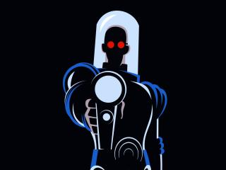 Mr. Freeze Batman The Animated Series wallpaper