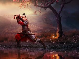 Mulan 2020 Movie wallpaper