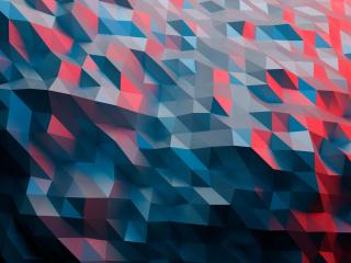 Multiply Polygon Art wallpaper