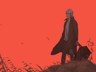 Mushishi Art wallpaper