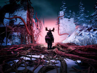 Mutant Year Zero Seeds of Evil Game wallpaper