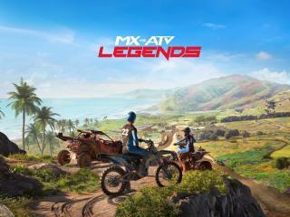 MX Vs ATV Legends HD wallpaper
