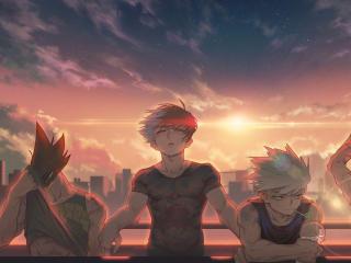 HD Wallpaper   Background Image My Hero Academia Anime