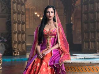 Naomi Scott As Princess Jasmine in Aladdin Movie wallpaper