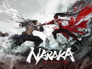 Naraka Bladepoint Poster wallpaper