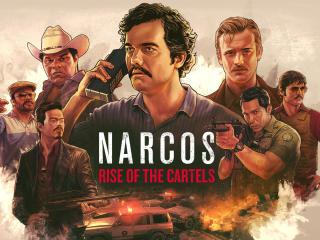 Narcos HD Poster wallpaper