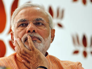 Narendra Modi Prime Minister India wallpaper