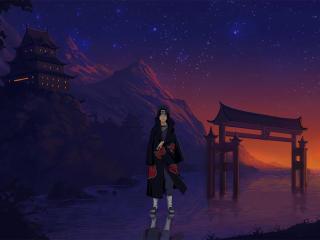 Naruto Uzumaki Anime Landscape wallpaper