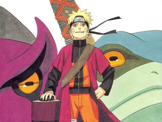 Naruto Uzumaki Artwork wallpaper