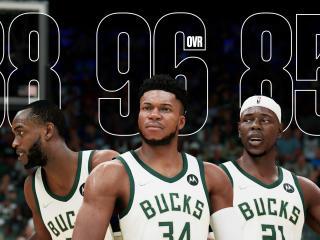 NBA 2K22 Giannis Antetokounmpo wallpaper