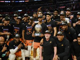 NBA Phoenix Suns West Final 2021 wallpaper