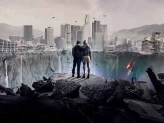NBC La Brea 2021 TV Show wallpaper