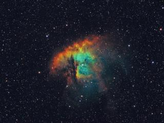 Nebula NGC 281 wallpaper
