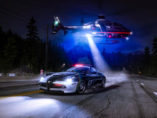 Need for Speed Hot Pursuit Remastered wallpaper